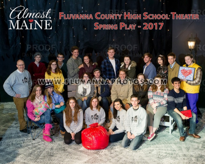 "FCHS Drama ""Almost, Maine"" - Spring 2017"
