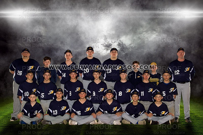 FMS Baseball - Team/Individual Photos
