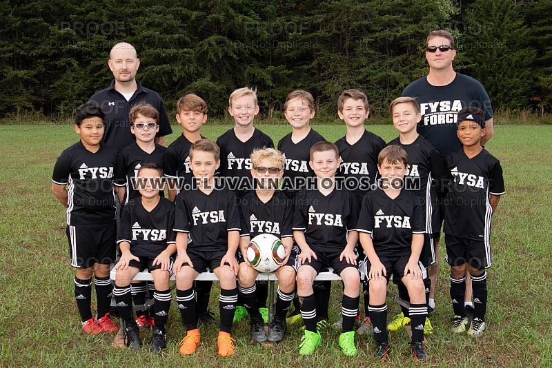 U11B - Team/Individual Photos
