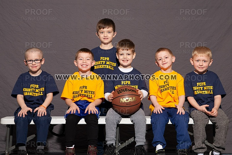 Little Tykes & Mighty Mites - Team & Individual