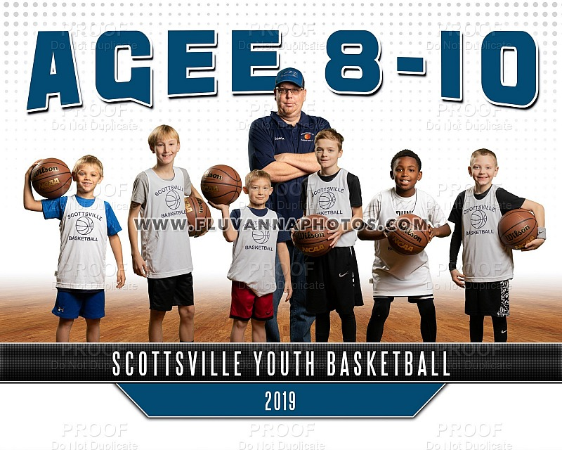 Scottsville Youth Basketball - Team/Individual