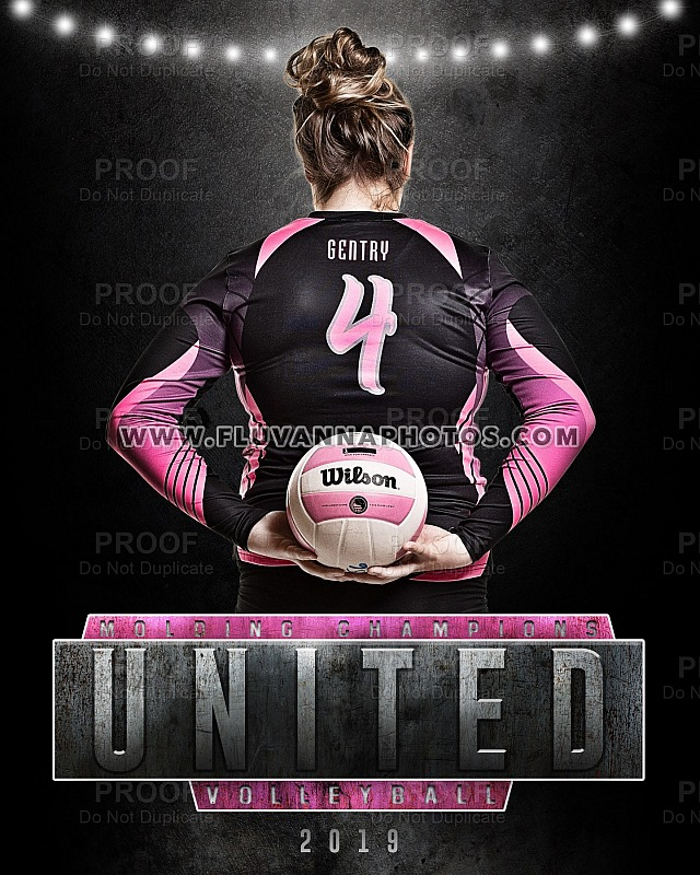 United Volleyball Club Team/Individual Photos