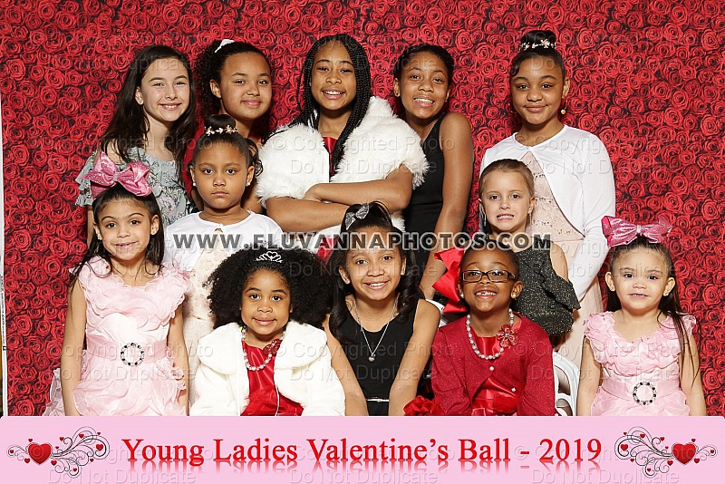 Young Ladies Valentine's Ball