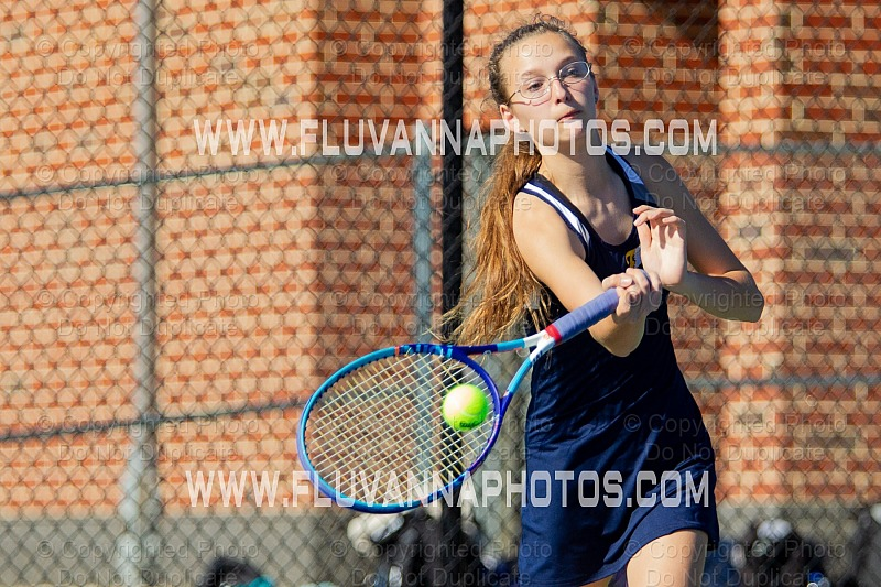 Girls Tennis Action (4/23/19)