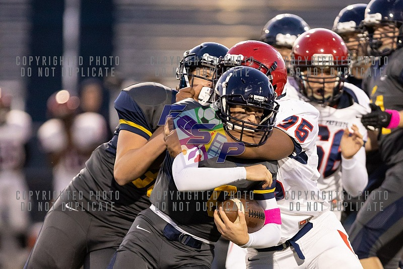 JV Football vs Albemarle (10/16/19)