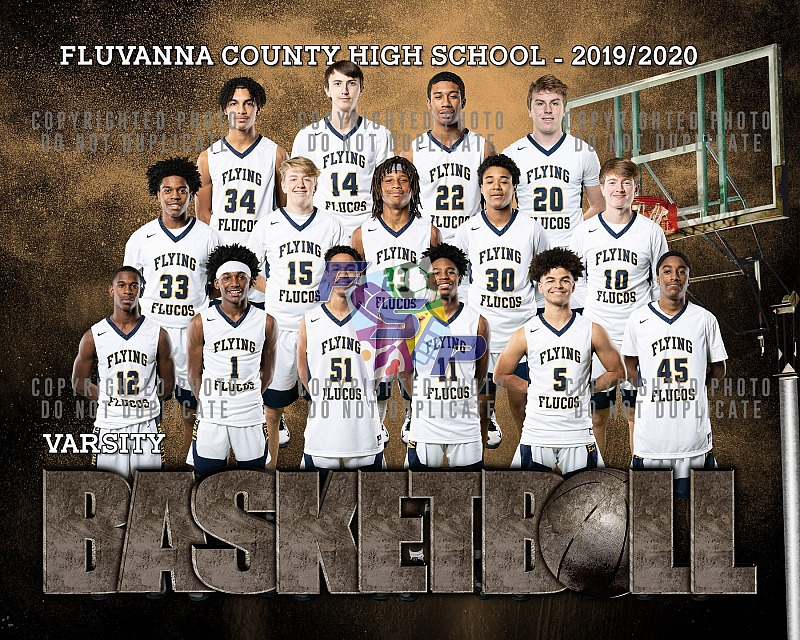 FCHS Boys Basketball - Team/Individual Photos