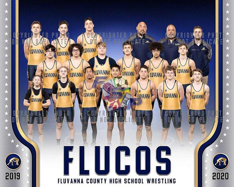 Wrestling - Team/Individual Photos