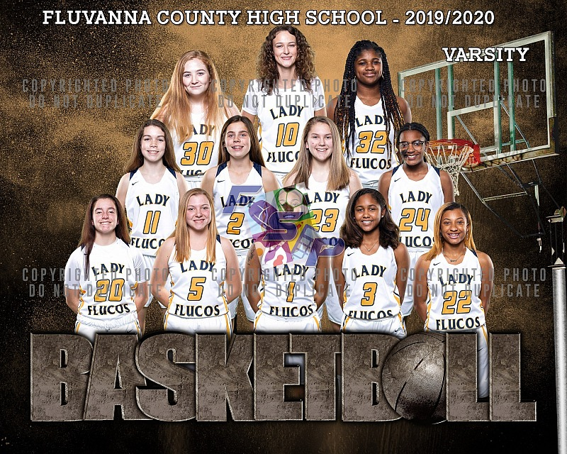 FCHS Girls Basketball - Team/Individual Photos