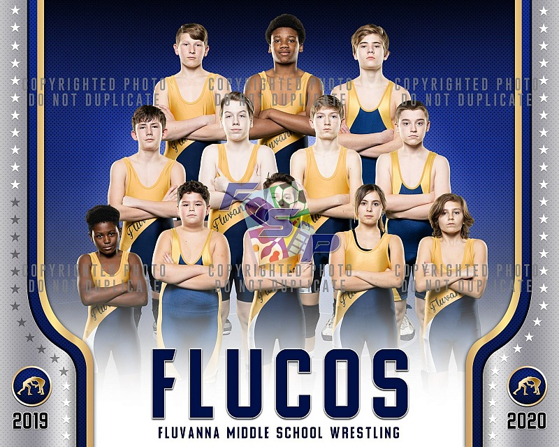 FMS Wrestling - Team/Individual Photos