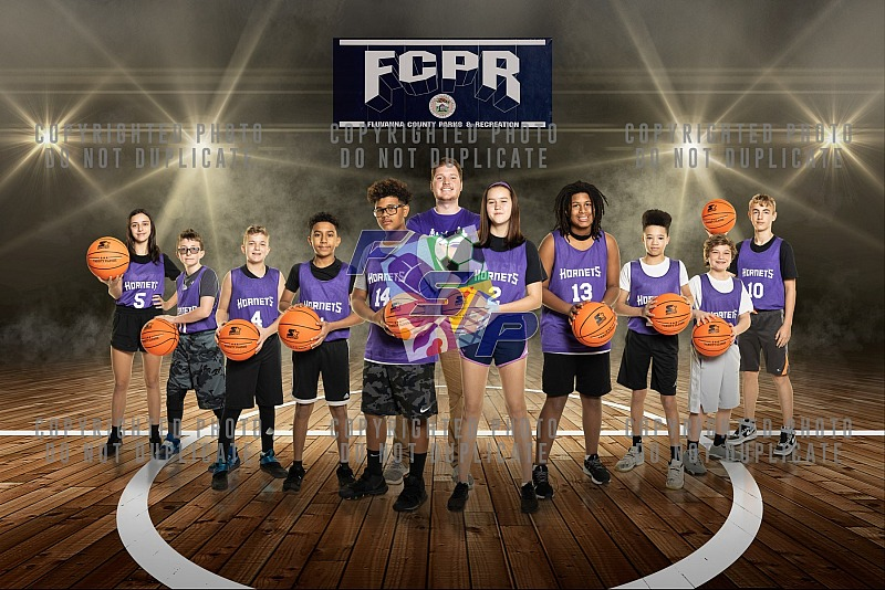 FCPR Basketball 11-17 League - Team & Individual