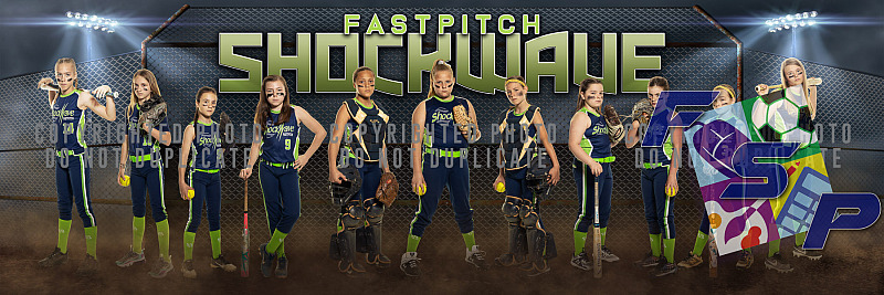 Shockwave Softball 10U - 2020