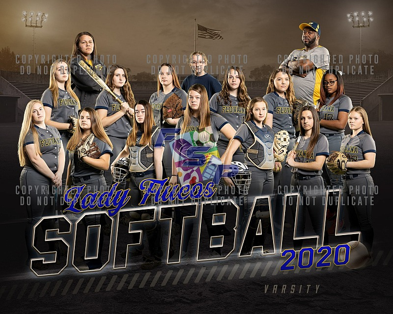 FCHS Softball - Team & Individual Photos