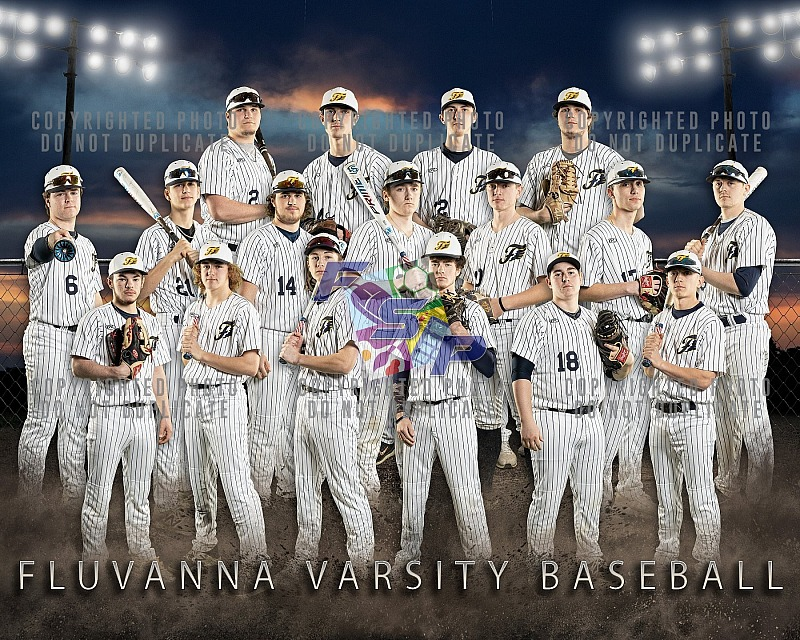 FCHS Baseball - Team & Individual Photos