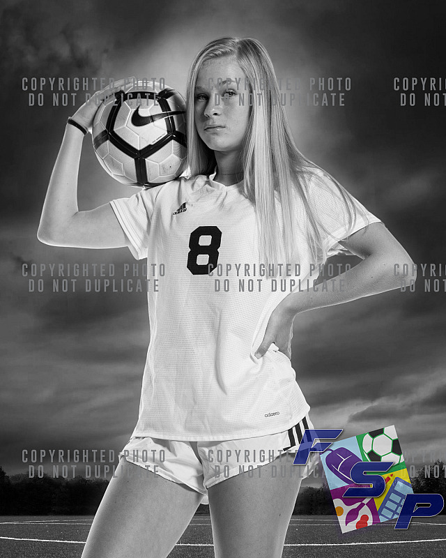 FCHS Girls Soccer - Individual Photos