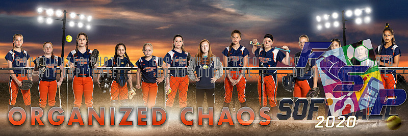 Organized Chaos Softball - 2020
